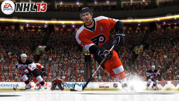 'NHL' 13 cover
