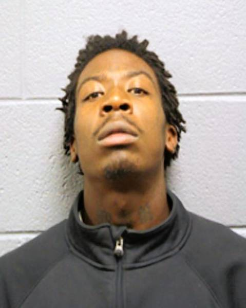 Bryon Champ, 21, is one of several charged in the Sept. 19 mass shooting at Cornell Square Park in the Back of the Yards neighborhood of Chicago.