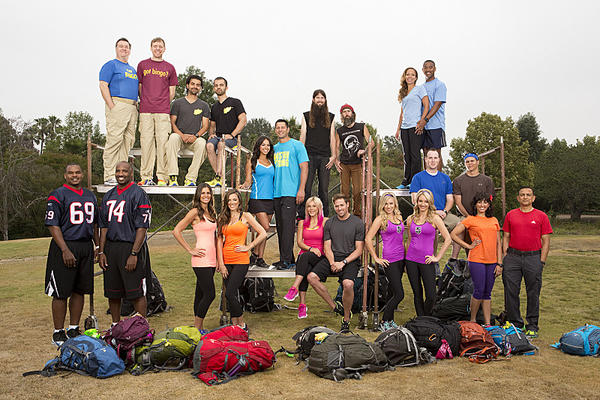 'The Amazing Race' Season 23 contestants
