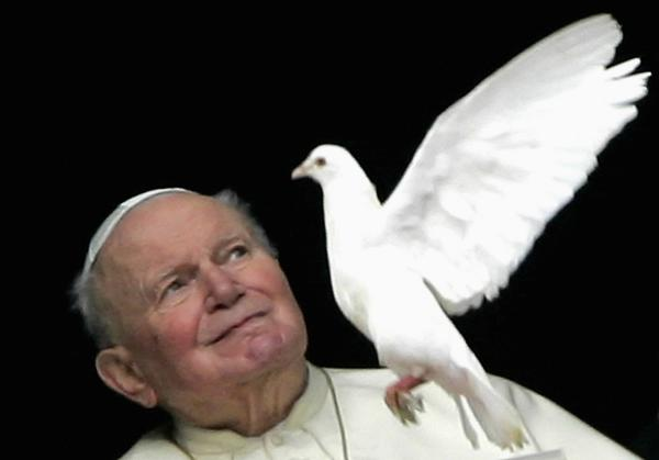 Pope John Paul II, the Polish pontiff who led the Catholic Church for 27 years and witnessed the fall of communism, will be declared a saint on April 27.