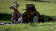 More than half of American adults read books for pleasure in 2012