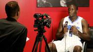 Behind the Scenes: 2013 Orlando Magic Media Day