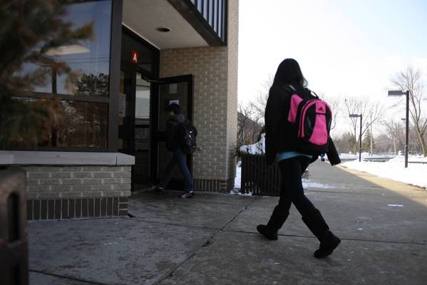 West Northfield District 31 is seeing an increase in its enrollment numbers.