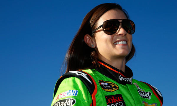 Danica Patrick has struggled during her first season racing full-time in the NASCAR Sprint Cup Series.