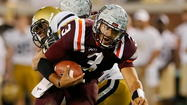 Virginia Tech deals with Logan Thomas' injuries, threats to kicker
