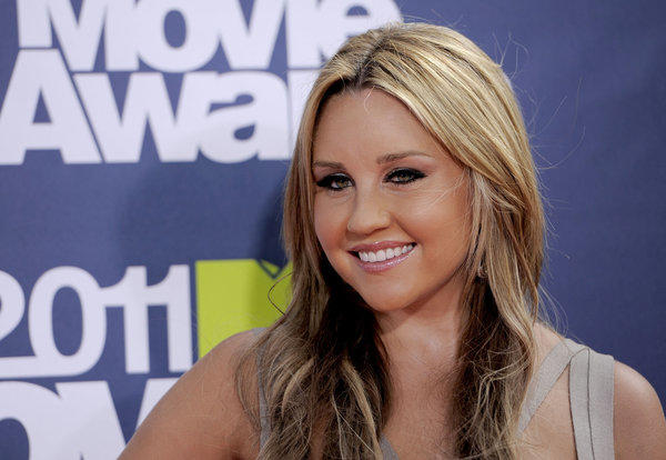 "Amanda Bynes' lawyer said she ""is making great strides towards recovery."""