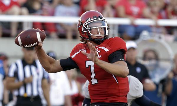 Utah's Travis Wilson has passed for 1,118 yards this season heading into Thursday's contest with the Bruins.