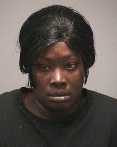 Tomika Knight was charged with first-degree assault and second-degree reckless endangerment.