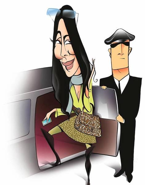 Cher illustration.