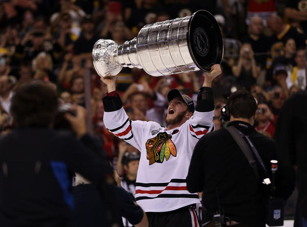 Jonathan Toews has had an impressive level of success by the age of 25.