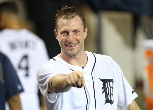 Max Scherzer's Tigers were built for the postseason.