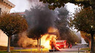 UC Berkeley explosion may be tied to copper wire theft