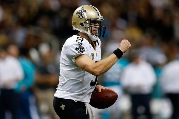 Saints quarterback Drew Brees had another big game, and the Bears are his next opponent.