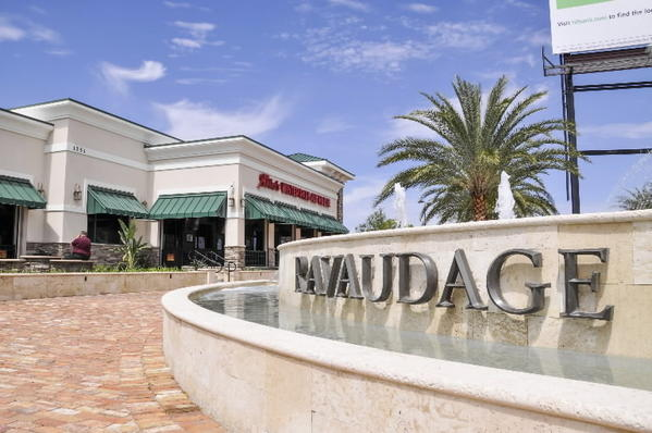 The Ravaudage development is taking shape at Lee Road and 17-92. The first tenant, an Ale House, recently opened, but development has been slow for the rest of the 73-acre parcel in Winter Park, Fla.