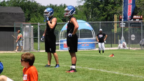 Glenbard South players came out over the summer in high numbers and their work is paying off this fall