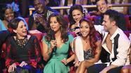 'Dancing with the Stars' recap, 'Hollywood Night'