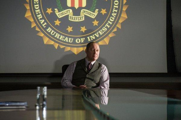 "NBC's ""The Blacklist"" starring James Spader got off to a strong start."