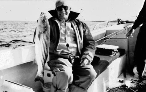 Ralph Maggio loved fishing and hunting.