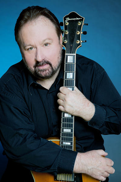 Jazz guitarist Doug MacDonald performs Tuesday, Oct. 8 at Jax in Glendale.