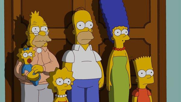 """The Simpsons are evicted from Springfield in """"At Long Last Leave."""""""