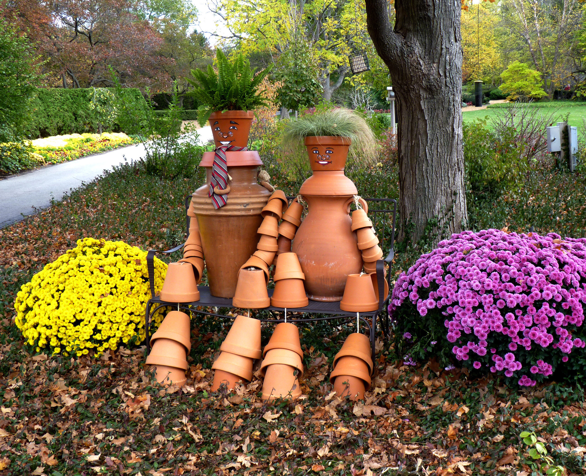 Cantigny fall festival coming oct 12 chicago tribune for Cantigny le jardin