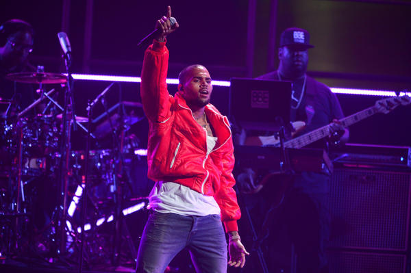 Chris Brown has been arrested in Washington, D.C., police say.