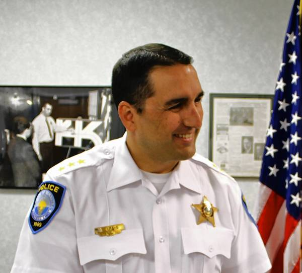 Winnetka Police Chief Patrick Kreis.