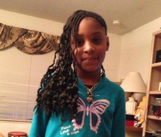 Alaysha Carradine, 8, was shot and killed at a sleepover in Oakland in July. Two other children, ages 4 and 7, and a woman inside the apartment were wounded.