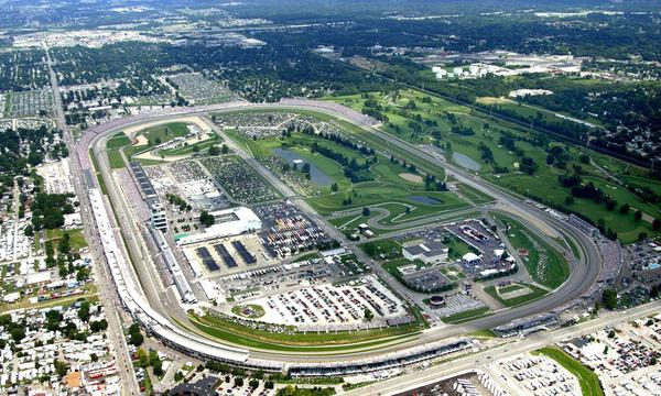Road course race set for indianapolis motor speedway in for The indianapolis motor speedway