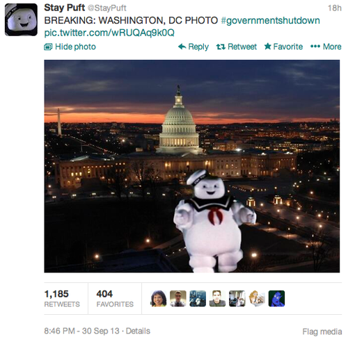 Government Shutdown S Saddest Photo Goes Viral: The Coolest Twitter Reactions To Government Shutdown