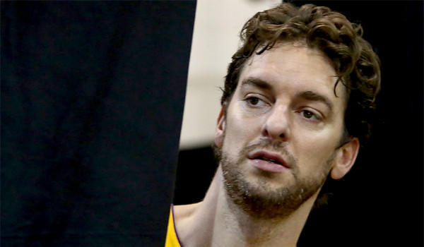 Lakers big man Pau Gasol enters the final season of his contract after posting career-low numbers in points (13.7) and games played (49) while dealing with injury last season.
