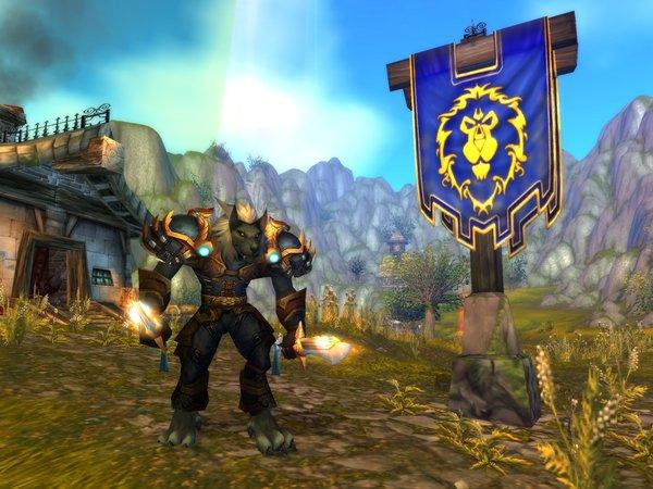 """World of Warcraft: Cataclysm."" Universal Pictures will release a ""Warcraft"" film in December 2015, the studio announced."