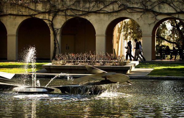 Caltech in Pasadena was ranked first by the Times Higher Education magazine of Great Britain.