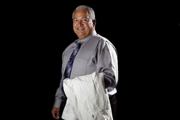 L.A. County Coroner Mark Fajardo