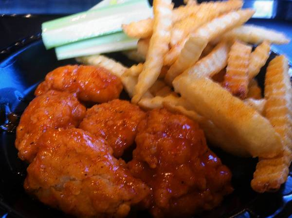 Food Find: Boneless chicken wings at Zaxby's
