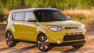 Kia to introduce all-electric version of its Soul compact crossover