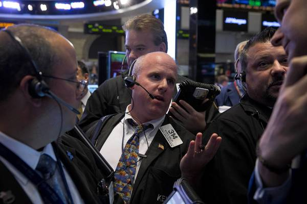 Markets on Tuesday seemed unfazed by the federal government shutdown as experts said the economic effects would probably be limited.