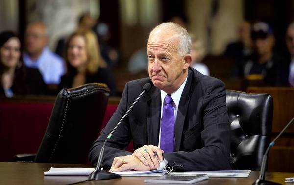 DWP General Manager Ron Nichols says agency should provide transparency on spending by two nonprofits affiliated with the DWP and the union representing utility workers.
