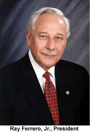 Ray Ferrero, Jr., J.D., became the chancellor of Nova Southeastern University in January 2010. Prior to that, he served as the fifth president of Nova Southeastern University from January 1998 to December 2009. His involvement with the university began in 1984 as a member of the Board of Trustees. During his six years as chairman of the Board of Trustees, Ferrero played a major role in bringing about the merger of Nova University and Southeastern University, which ultimately resulted in the universitys current position as the largest independent university in the southeast and the seventh largest in the United States.