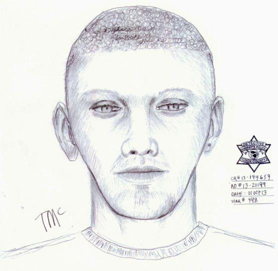 The Mundelein Police Department has released a sketch of the man suspected of abducting a 3-year-old girl.