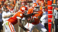 Pictures: 2013 pictures of Tajh Boyd at Clemson