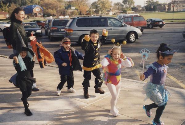 Halloween Trick-or-Treat Hours in Skokie
