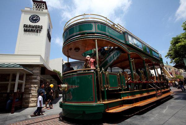 Grove trolley