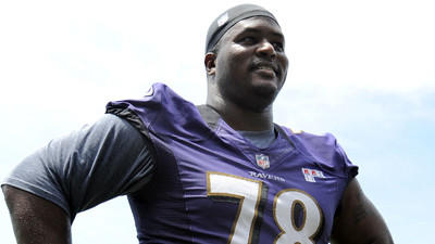 Mike Preston: Ravens should keep Bryant McKinnie for depth