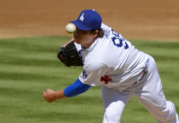 Pitcher Ryu Hyun-Jin will start for the Dodgers in Game 3 of their National League division series against Atlanta.