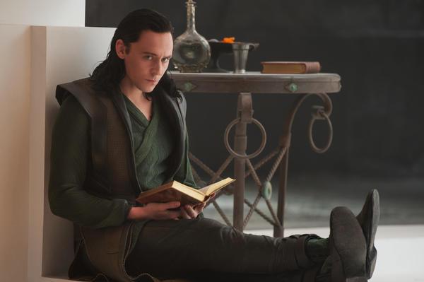 """Marvel's Thor: The Dark World""..Loki (Tom Hiddleston)..Ph: Jay Maidment.. 2013 MVLFFLLC. TM &  2013 Marvel. All Rights Reserved."