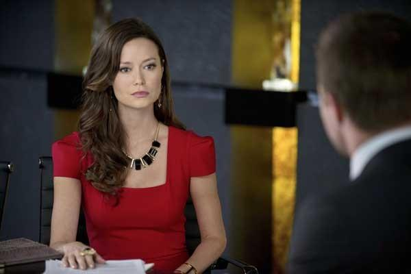 "Summer Glau joins the cast of ""Arrow"" on KTLA."