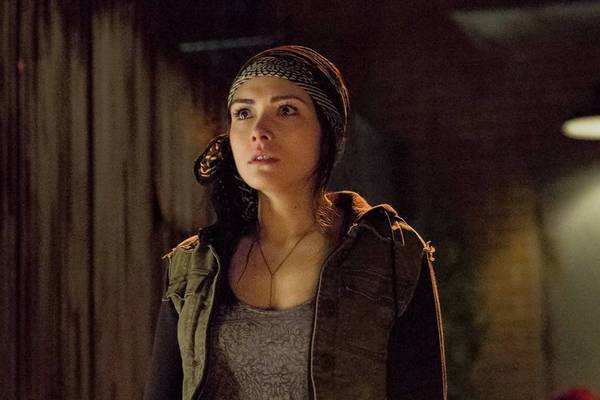 """Daniella Pineda stars in """"The Originals."""""""