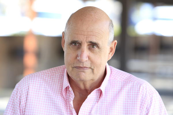 "Actor Jeffrey Tambor plays the a father with a secret in the new Amazon Studios pilot ""Transparent."""