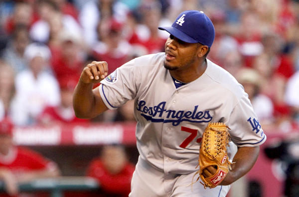 Although the statistics might not support Kenley Jansen's theory, the Dodgers closer believes their bullpen will make the difference during close games in the playoffs.